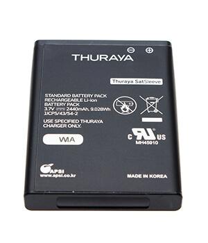 Thuraya Satsleeve Battery