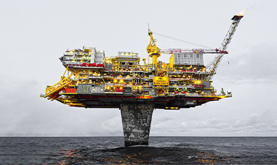 Digitizing your oil rig: Here's how Satcom saves you time and money offshore.