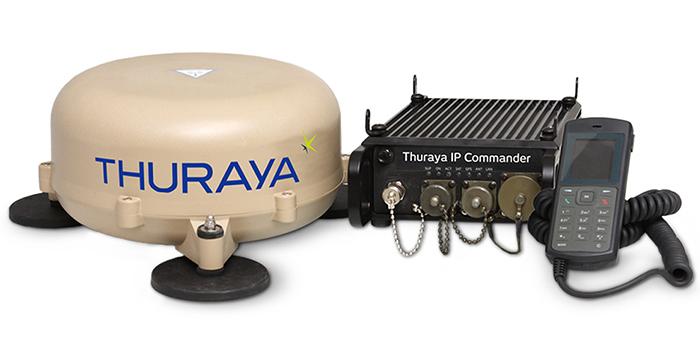 Thuraya IP Commander