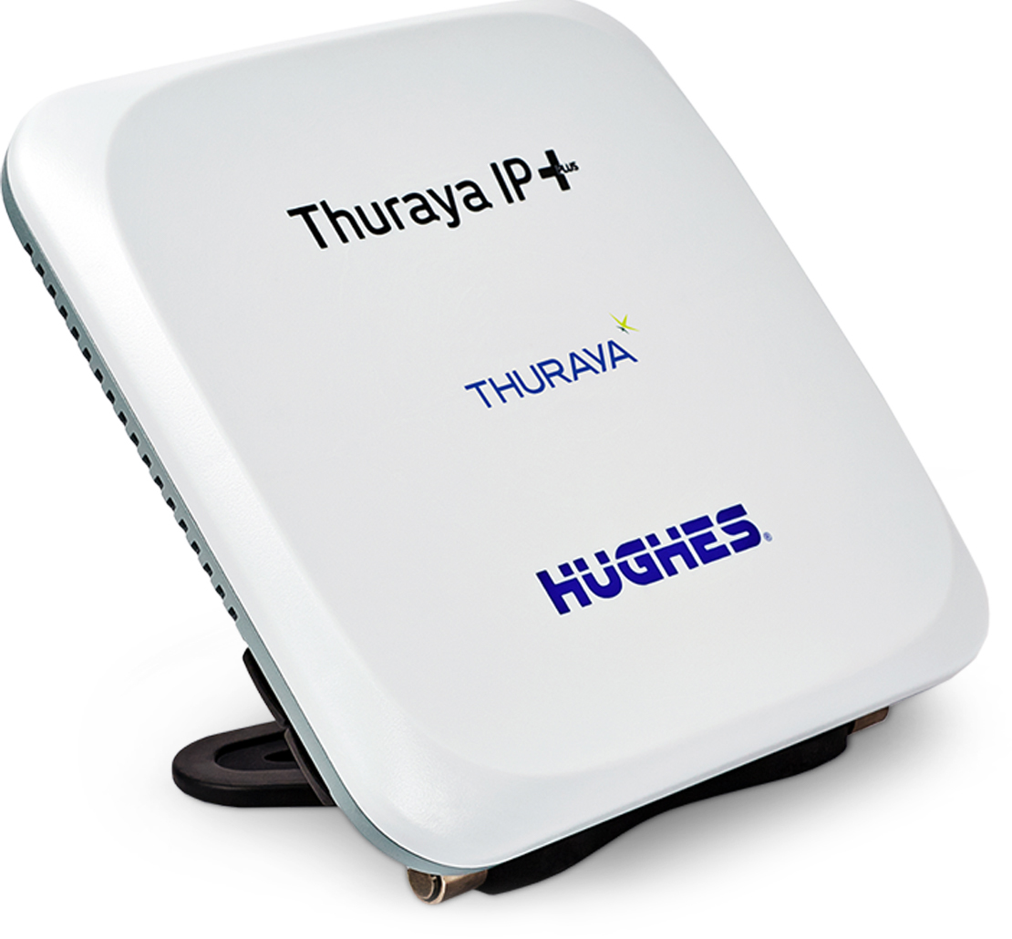 The lightest, fastest, and most compact broadband terminal in its class.