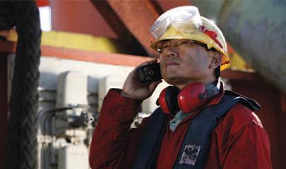 Thuraya helps Shapadu keep Malaysian oilfields operating at peak performance